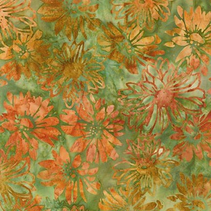 Robert Kaufman - Artisan Batiks - Cornucopia 7 - Harvest 15572