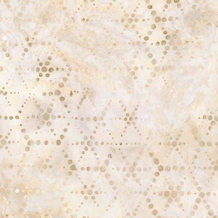 Robert Kaufman - Dot Dot Dot 2 - Champagne 16806