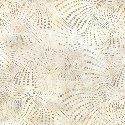 Robert Kaufman - Dot Dot Dot 2 - Sand 16809-153