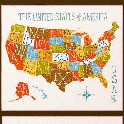 Robert Kaufman - Explore America - Vintage
