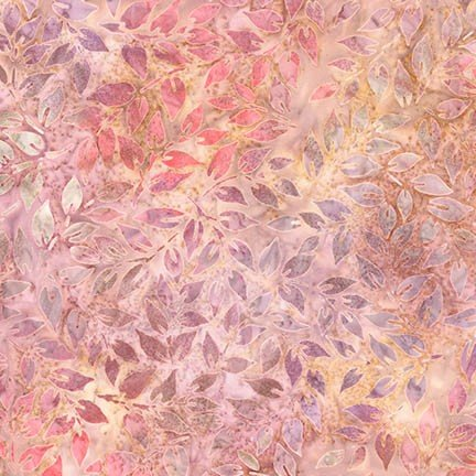 Robert Kaufman - Bountiful Foliage - 16103 - Plum