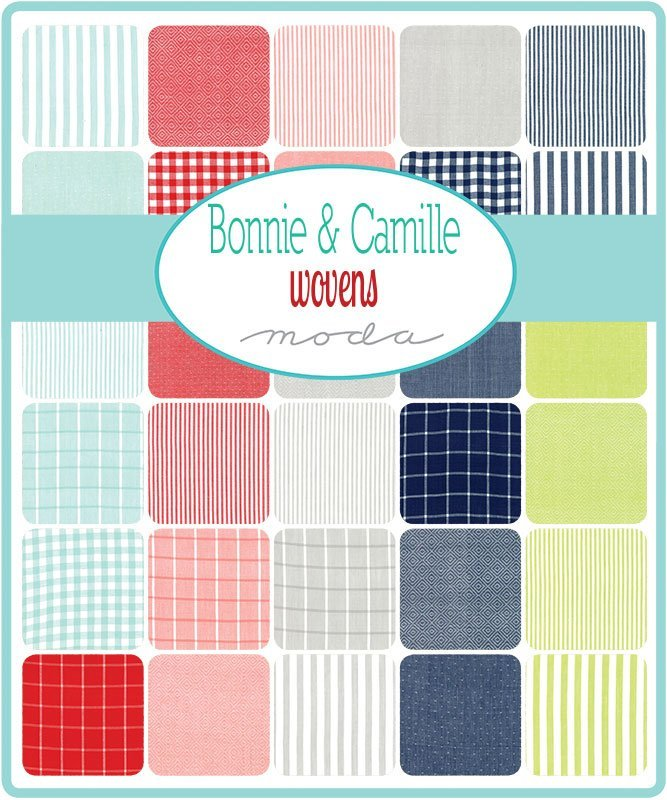 Bonnie & Camille Wovens - Fat Quarter Bundle