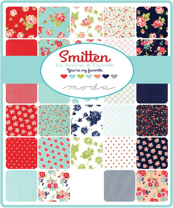 Bonnie & Camille - Smitten - Fat Quarter Bundle