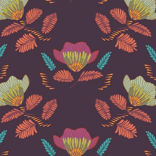 Autumn Vibes - Pressed Ablossom - Royal
