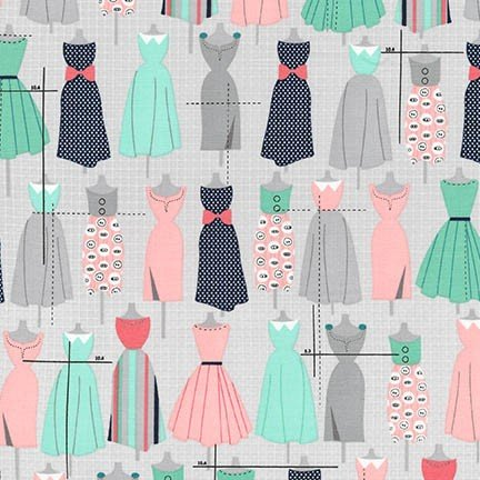 Sew Dressed Up - Seafoam