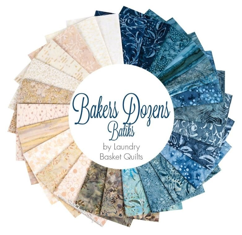 Bakers Dozen Fat Quarter Bundle