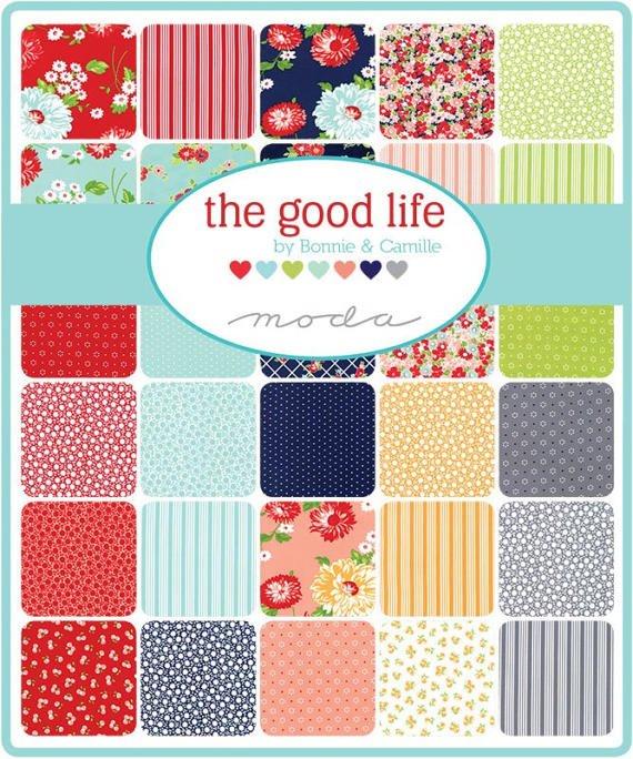 Bonnie & Camille - The Good Life Fat Quarter Bundle