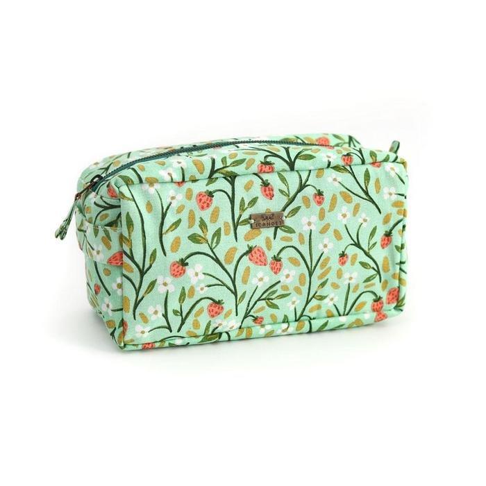 Box Tote - Strawberry Meadow