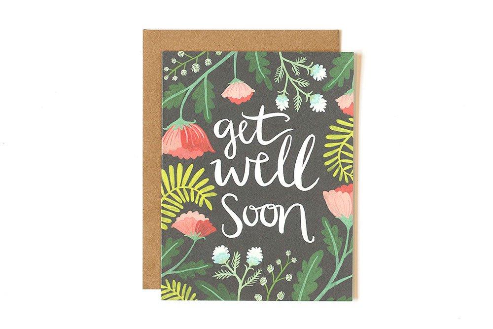 Card - Get Well Soon
