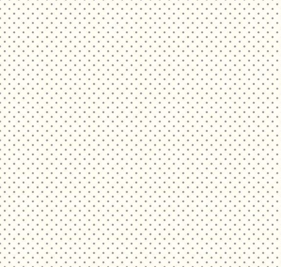 Riley Blake - Le Creme Dots - Gray
