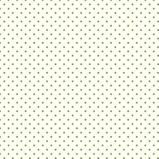 Riley Blake - Swiss Dots - Clover