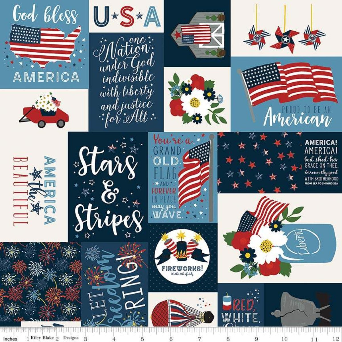 Celebrate America - Main - Navy
