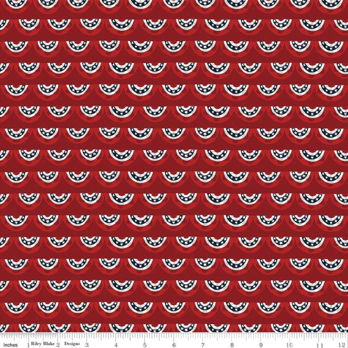 Celebrate America - Banners - Red