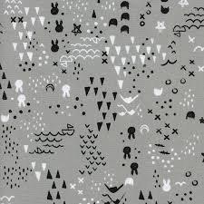 Sleep Tight - Maps - Grey