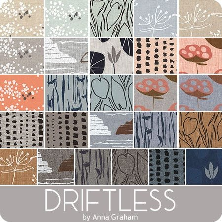 Driftless Fat Quarter Bundle