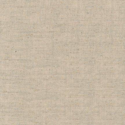 Robert Kaufman - Essex Wide Linen/Cotton Blend - Natural