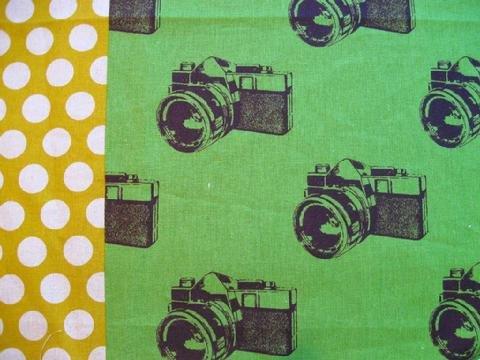 Echino - Cameras B - Green