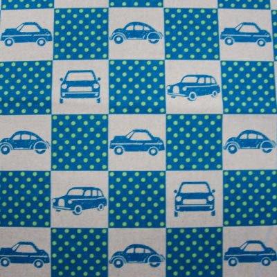 Echino - Car Box - Blue