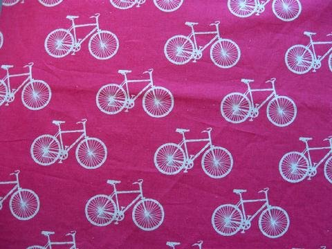 Echino - Cycling - Hot Pink