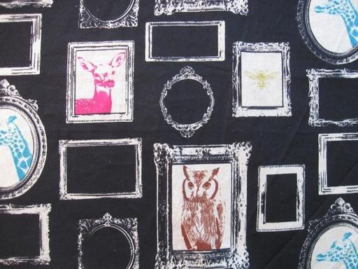 Echino - Frame - Black