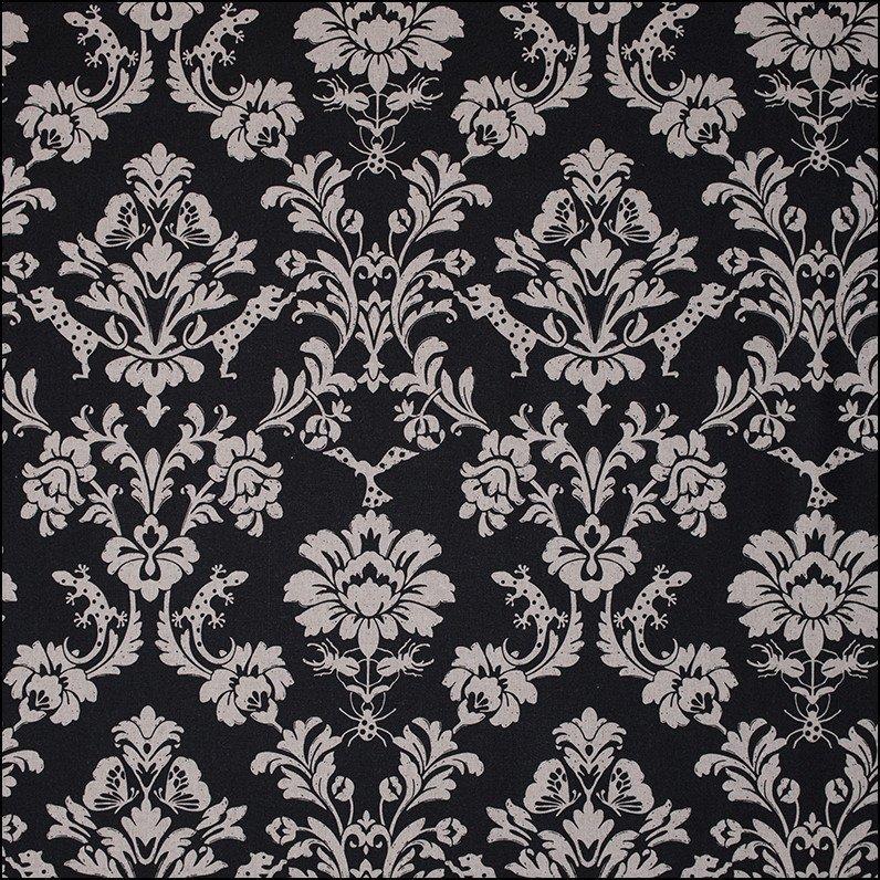 Echino - Gothic - Black