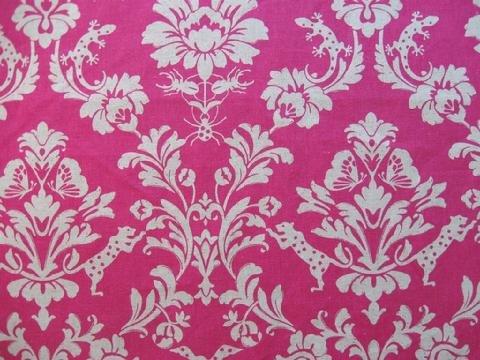 Echino - Gothic - Hot Pink