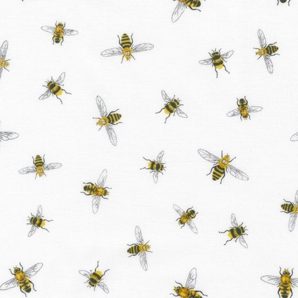 Everyday Favorites - Bees - White