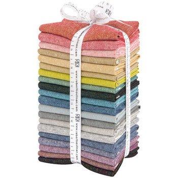 Essex Yarn Dyed - Bright Colorstory - Fat Quarter Bundle
