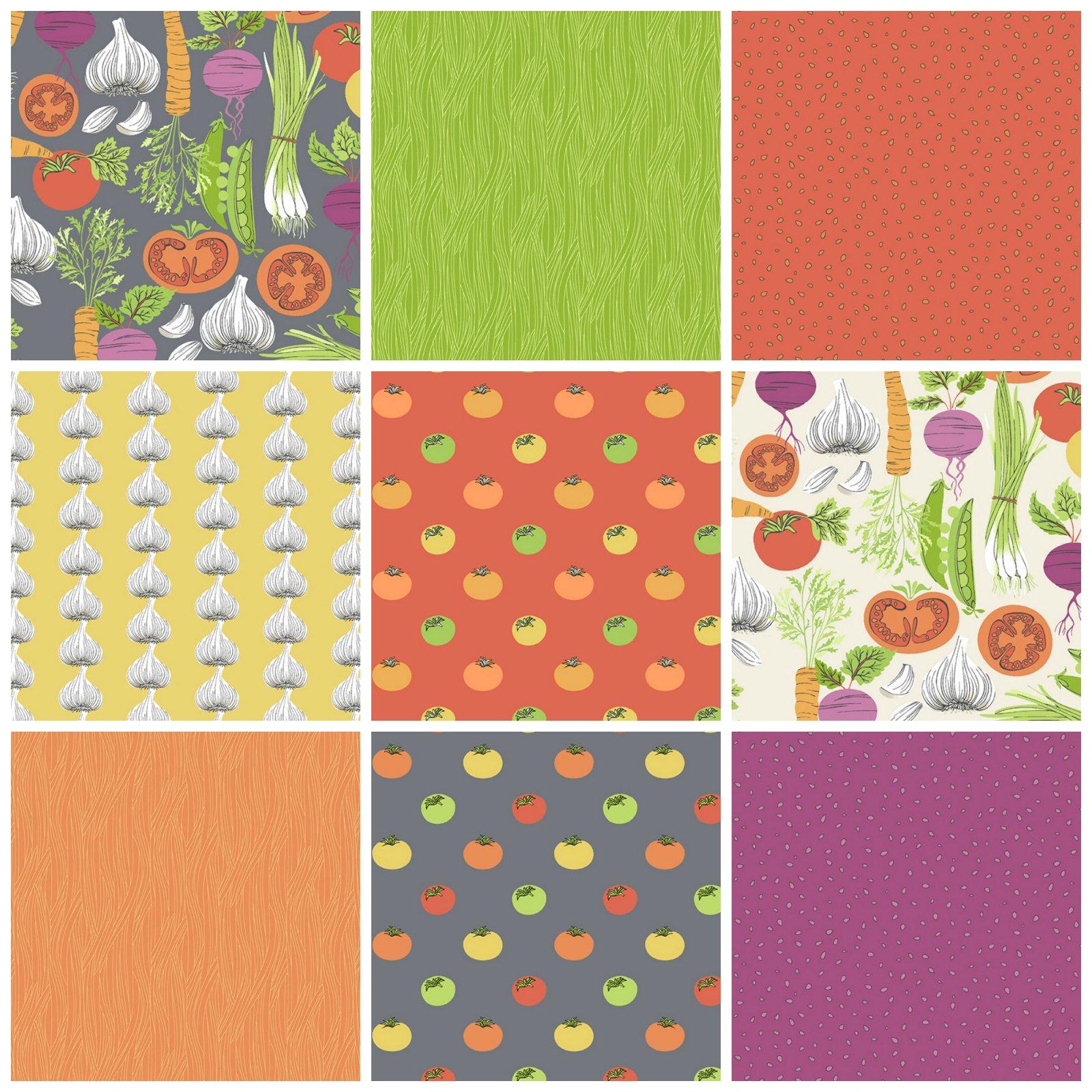 Farm to Fabric - Half Yard Bundle