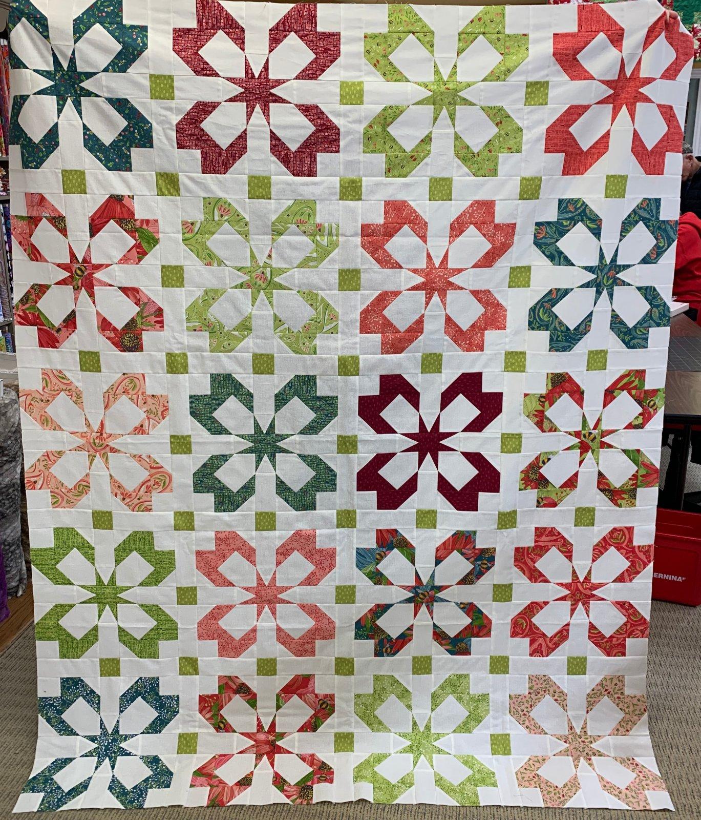 Flutter Quilt Kit
