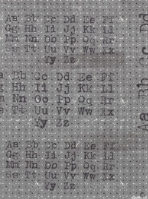 Tim Holz - Eclectic Elements - Font - Multi