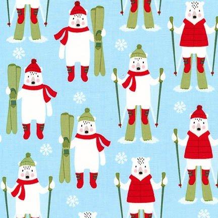 Andie Hanna - Frosty Friends - 16656 - Sky