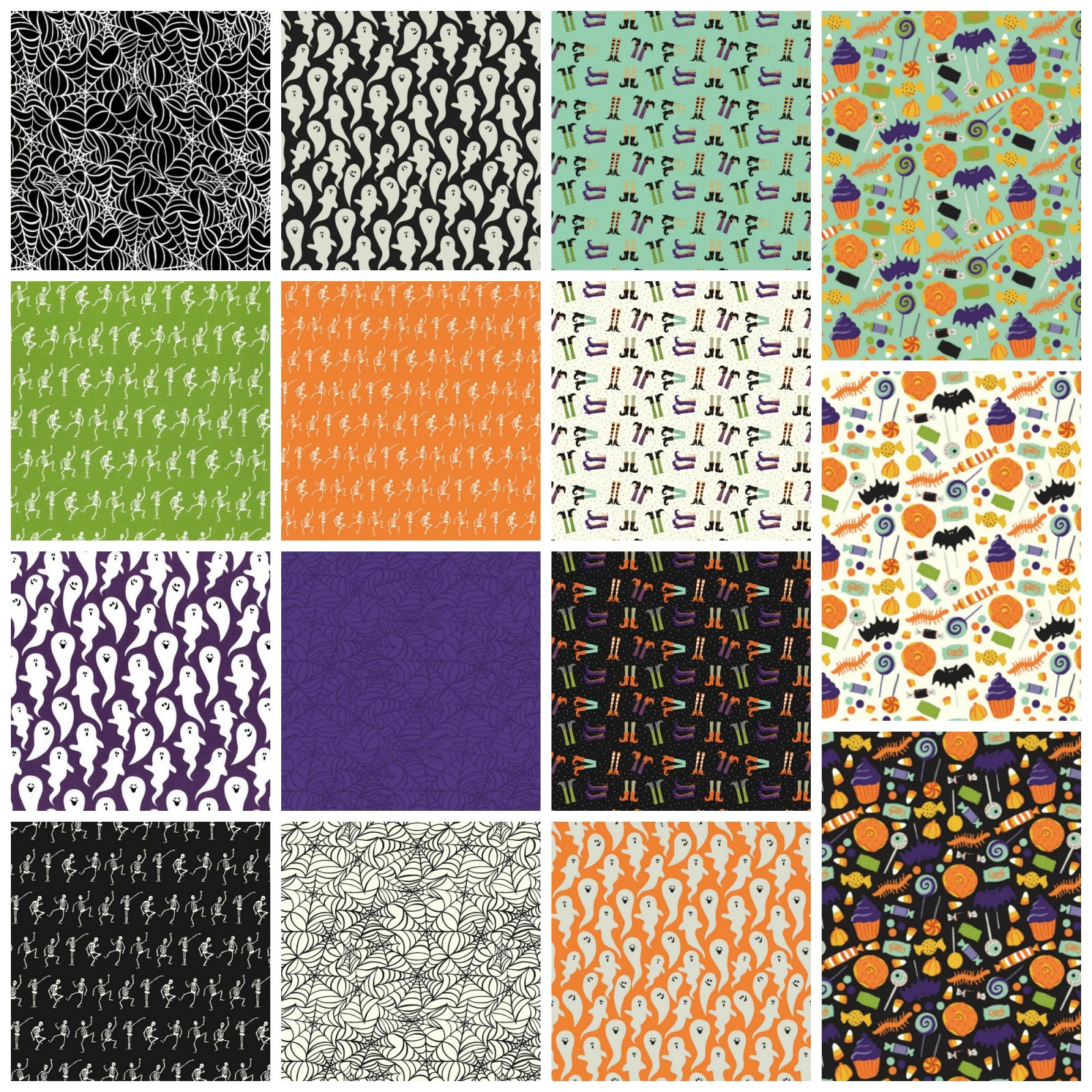 Hocus Pocus - Fat Quarter Bundle