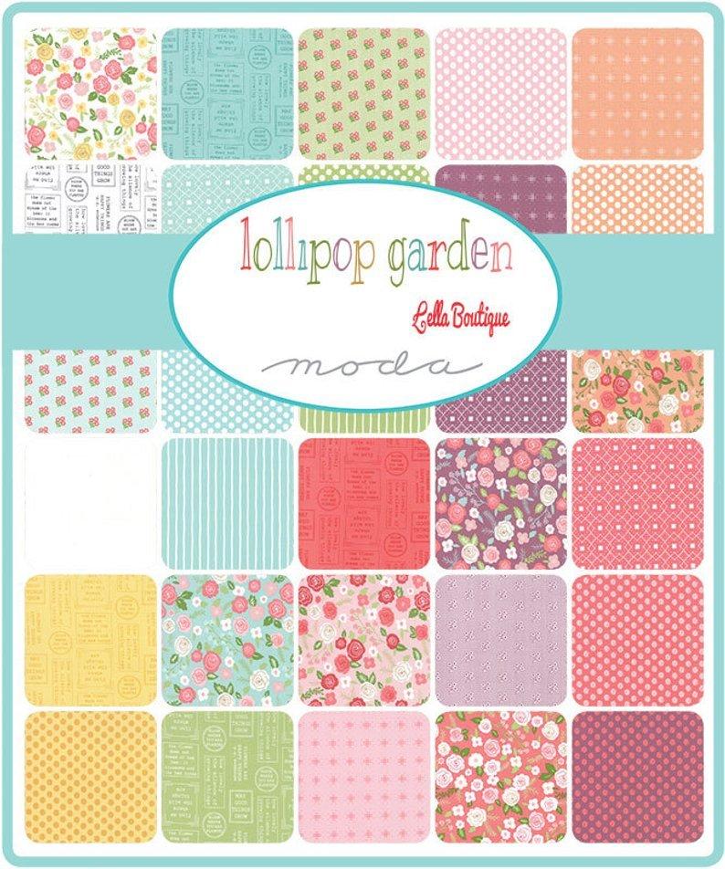 Lella Boutique - Lollipop Garden - Fat Quarter Bundle