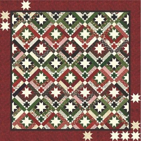 Star Fall Quilt Kit