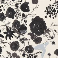 Nani Iro - Beau Yin Yang - Cadeau - White Lawn