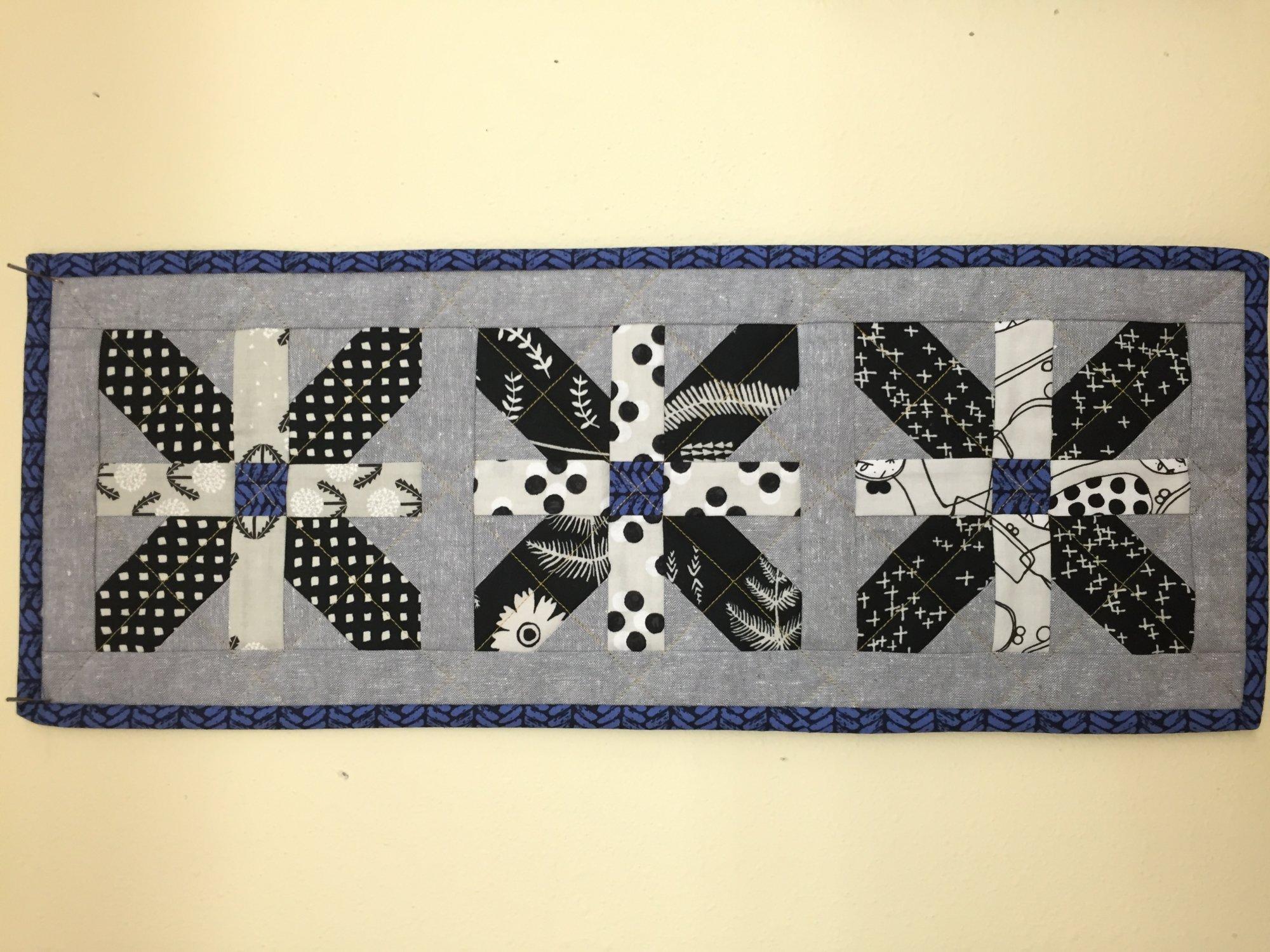 Jacks Mini Quilt Kit