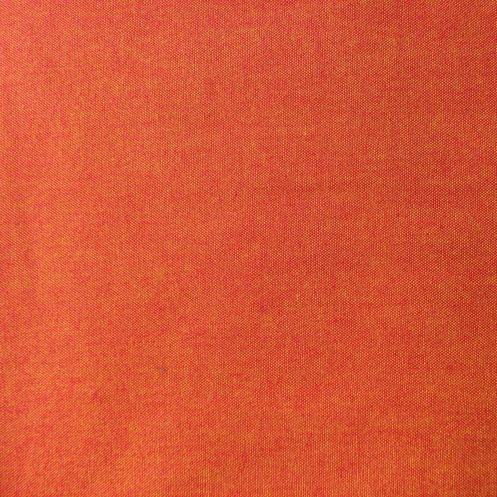 Kokka - Lightweight Canvas - Orange