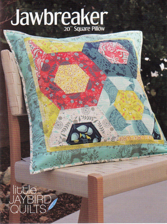 Jawbreaker Pillow