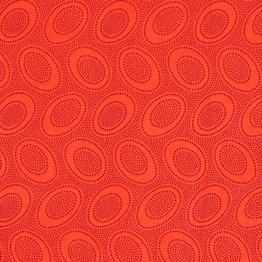 Kaffe Fassett - Aboriginal Dot - Orange