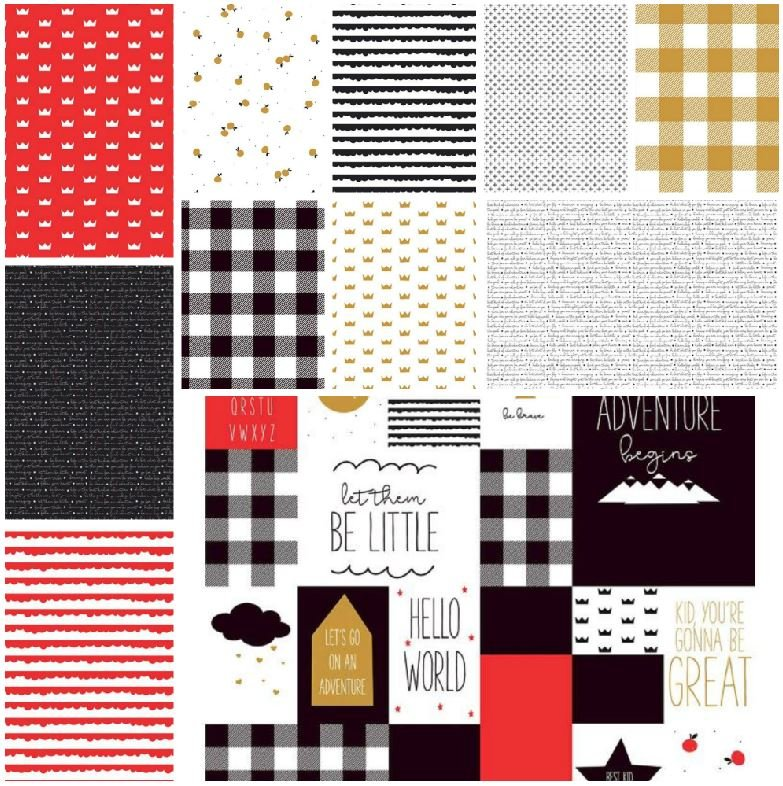 Let Them Be Little - Fat Quarter Bundle