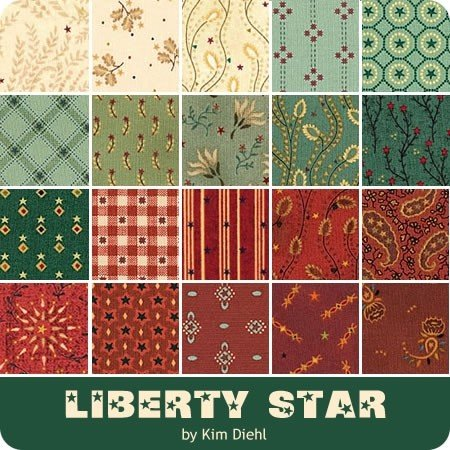 Liberty Stars Half Yard Bundle