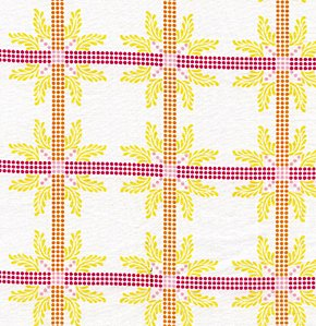 Anna Maria Horner - Little Folks Voile - Four Square in Sweet