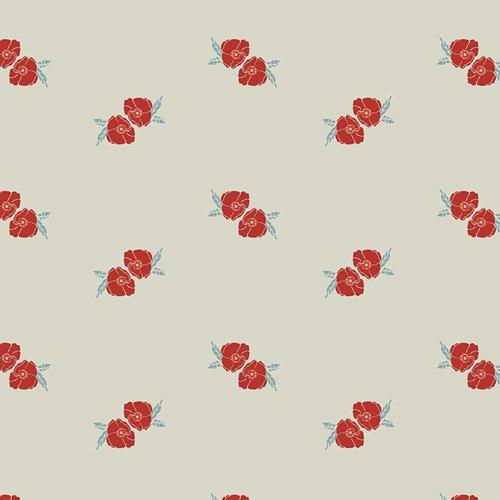 Maureen Cracknell - Love Story - Flower Stamp Charm