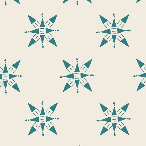 Maureen Cracknell - Love Story - Compassion Teal