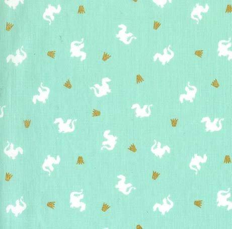 Sarah Jane - Magic - Baby Dragon - Turquoise