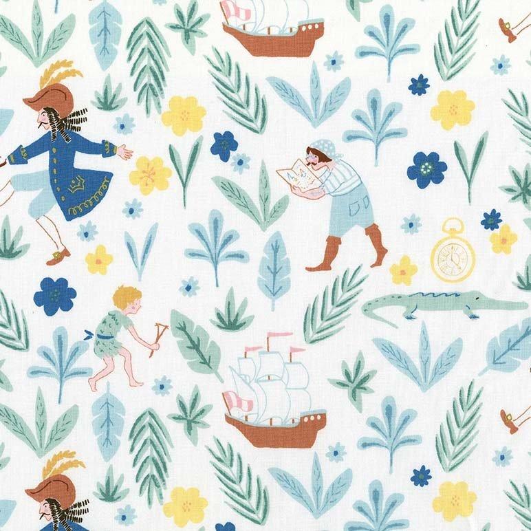 Sarah Jane - Peter Pan - Awfully Big Adventure - White
