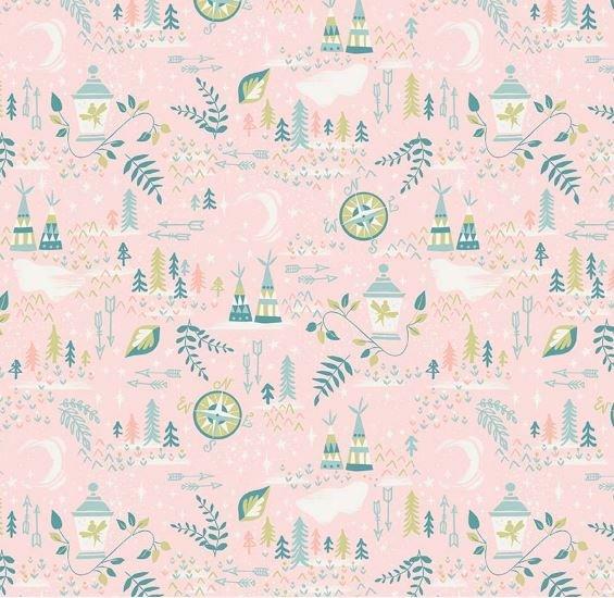 Jill Howarth - Neverland - Lantern Pink