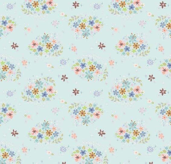 Jill Howarth - Neverland - Star Flower Mint