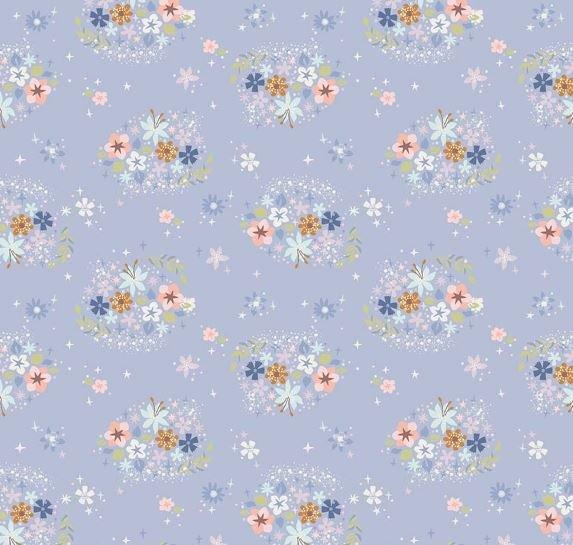 Jill Howarth - Neverland - Star Flower Periwinkle
